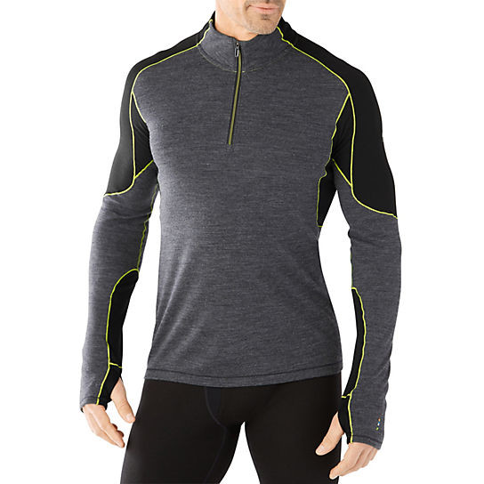 Термокофта Smartwool Men PhD Light 1/4 Zip