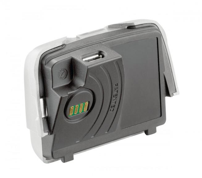 Адаптор под батарейки для фонарей Petzl Reactik, Reactik+