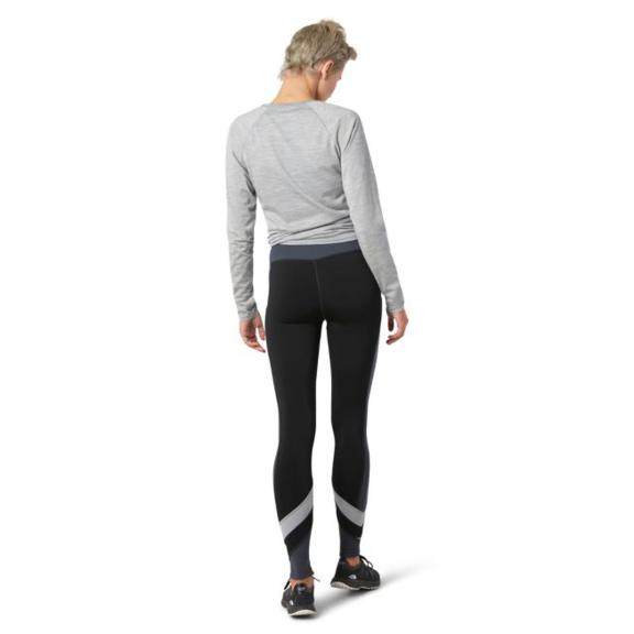 Штаны женские Smartwool Merino Sport Fleece Colorblock Tight