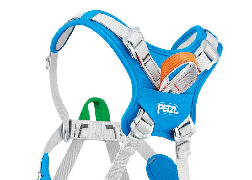 Детская система Petzl Ouistiti C068AA