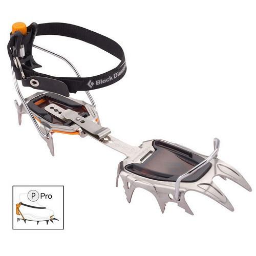 Кошки автоматические Black Diamond Sabretooth Pro