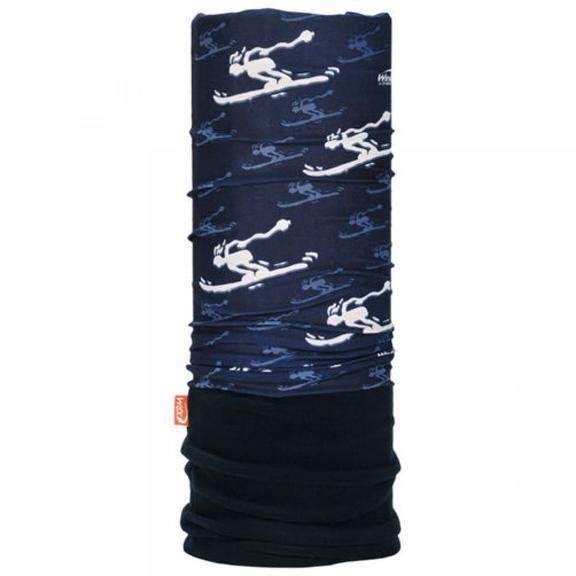 Повязка Wind x-treme Polarwind Ski blue