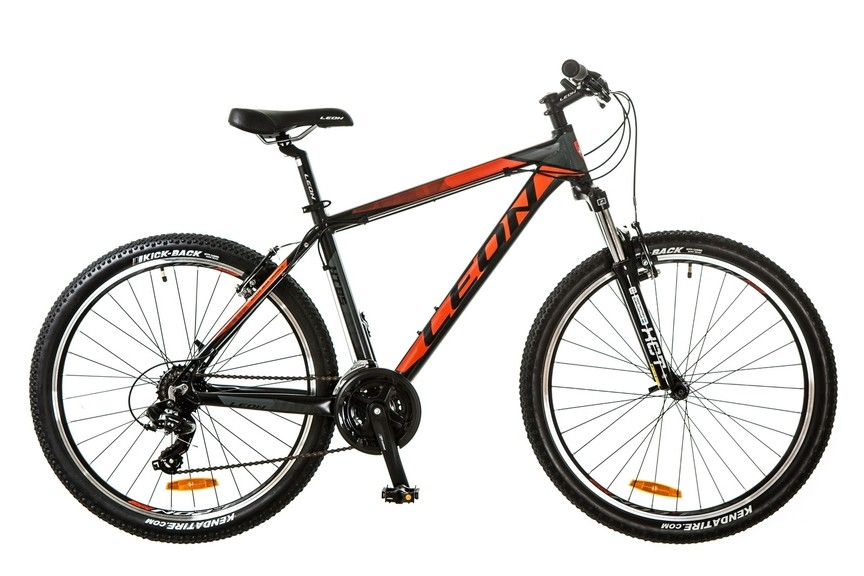 Велосипед Leon HT-85 AM 14G Vbr 20
