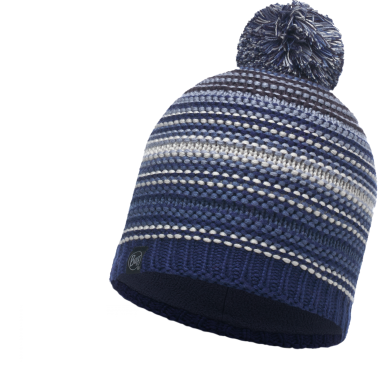 Шапка Buff Knitted & Polar Hat blue ink