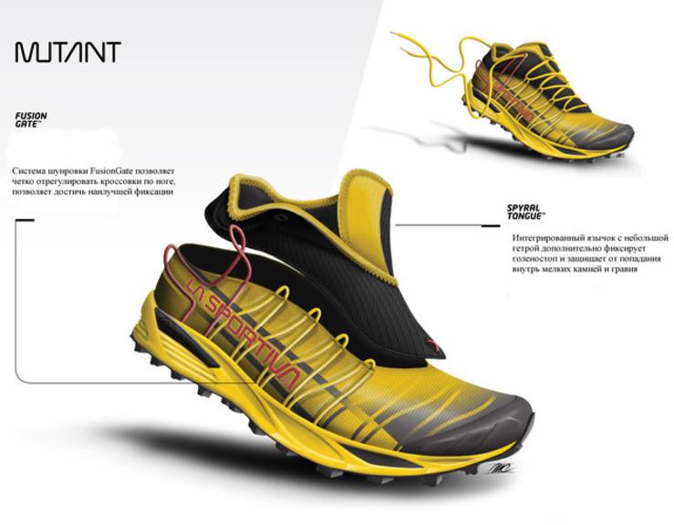 b63db032 Кроссовки La Sportiva Mutant WMN в интернет-магазине