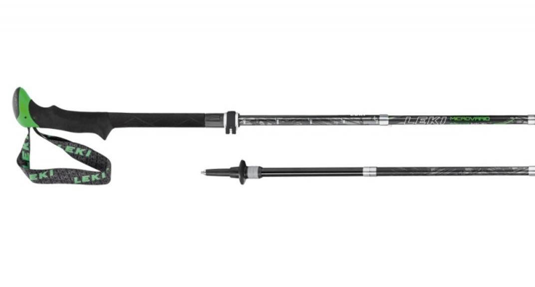 Треккинговые палки Leki Micro Vario Carbon AntiShock (6362063)