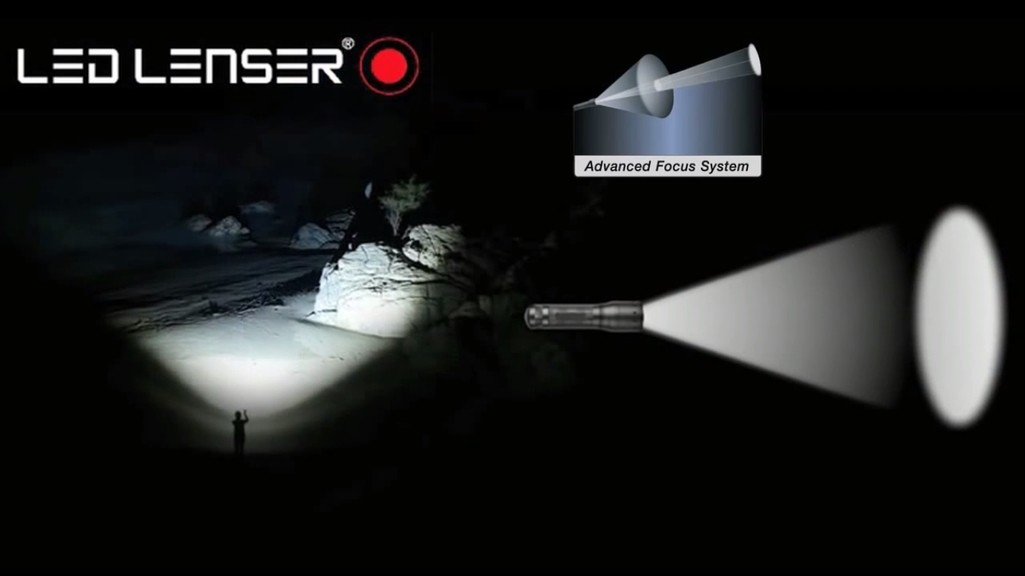 Фонарь LedLenser MT6 Outdoor