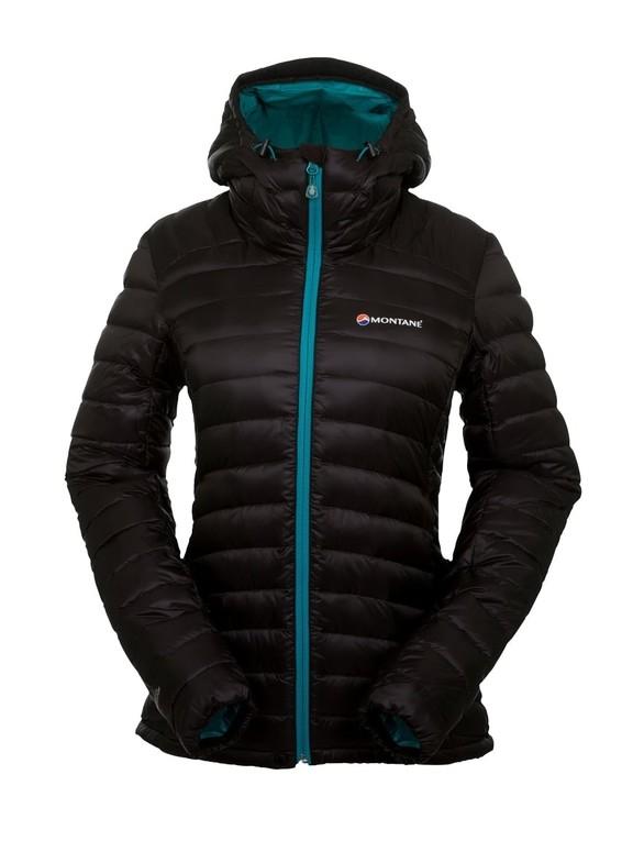 Пуховик Montane Female Featherlite Down Jacket