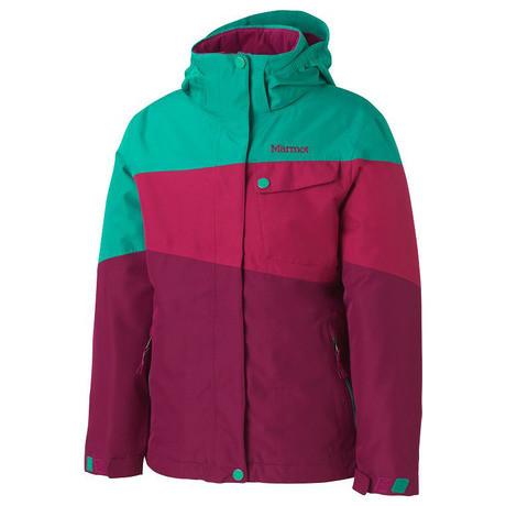 Детская куртка Marmot Girl's Moonstruck Jacket Old