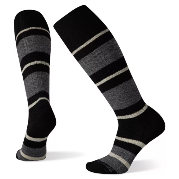Носки женские Smartwool Everyday Striped Cable Knee High