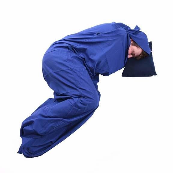 Вкладыш в спальник Trekmates Polycotton Sleeping Bag Liner Hotelier