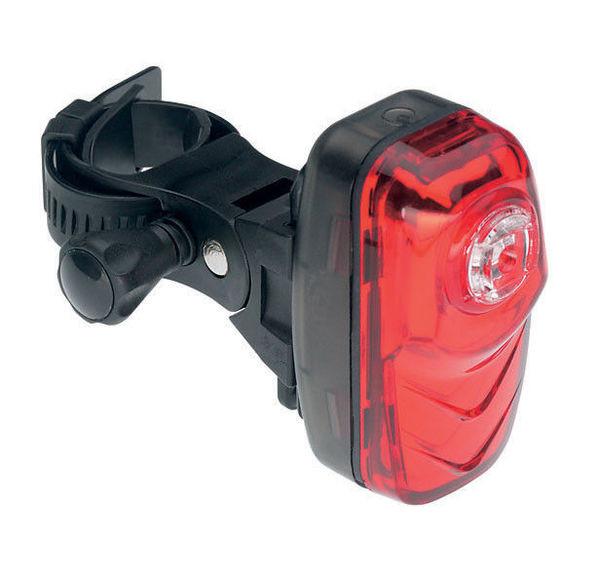 Велофонарь Point Мигалка задняя 1 Hi Power LED