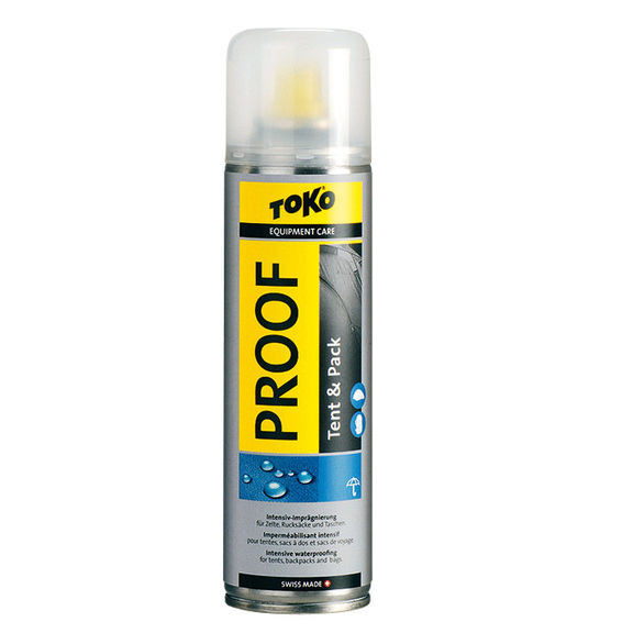 Пропитка Toko Tent & Pack Proof 500ml