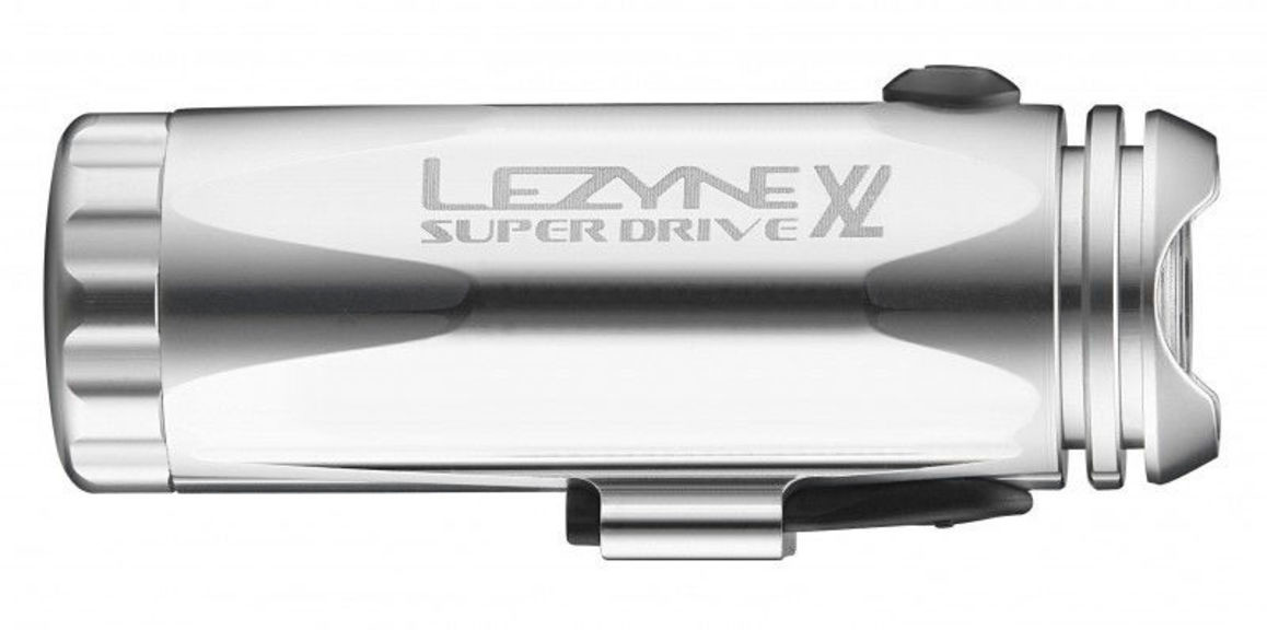 Велофонарь Lezyne SUPER DRIVE XL W/ ACC