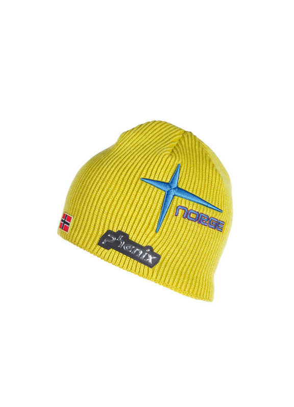 Шапка Phenix Norway Alpine Team Jr. Knit Hat