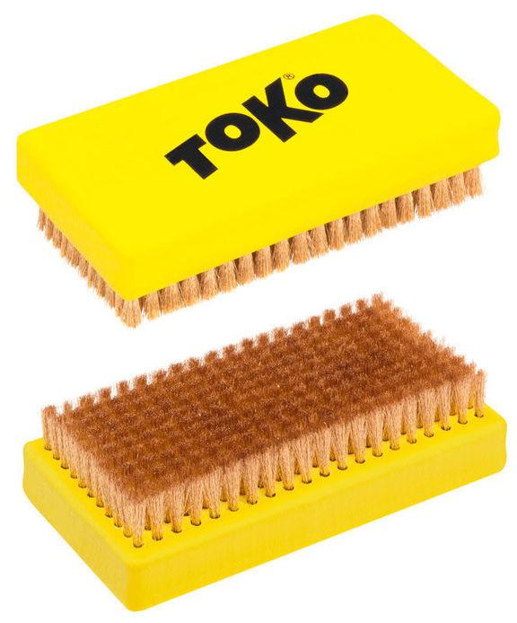 Щетка Toko Base Brush Copper (Медная)
