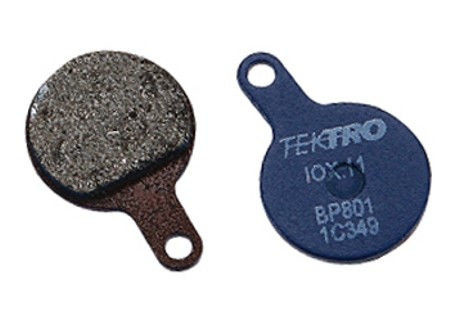 Tektro Тормозные колодки Iox.11 голубой
