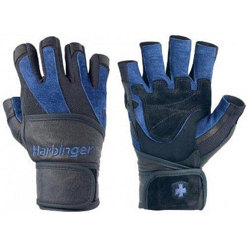 Перчатки HARBINGER BioFlex WristWrap