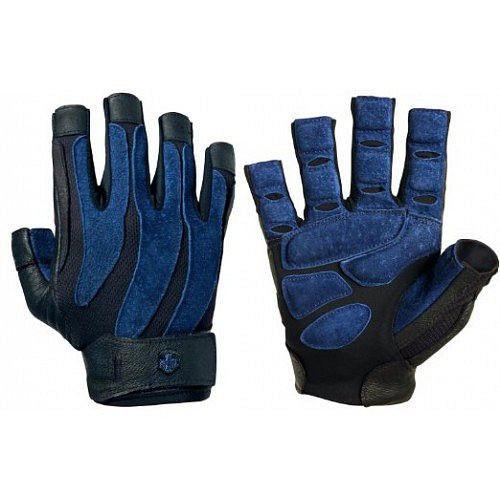 Перчатки HARBINGER BioForm Black/Blue