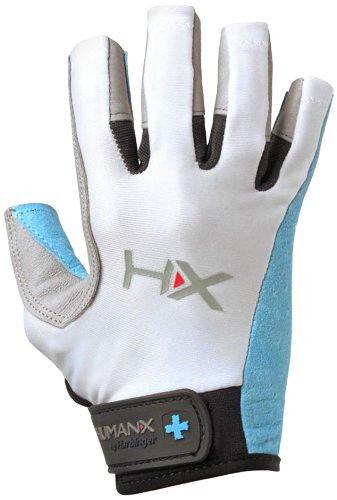 Перчатки тренировочные HUMANX X3 Competition Blue/Grey