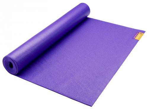 Коврик для йоги HUGGER-MUGGER Sticky Mat (фиолетовый)