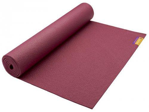 Коврик для йоги HUGGER-MUGGER Ultra Mat (бордовый)