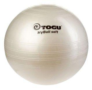 Мяч гимнастический TOGU My Ball Soft, 75 см. (кремовый)
