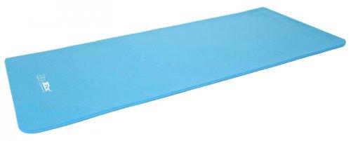 Коврик гимнастический INEX 140*60*1, голубой