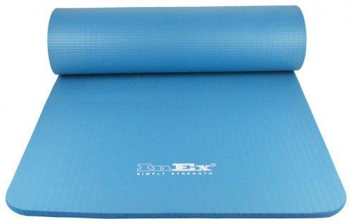 Коврик гимнастический INEX 180*60*1, голубой