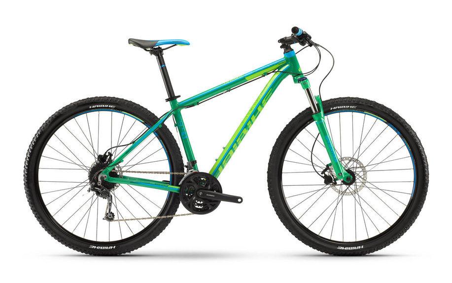 Велосипед Haibike Big Curve 9.40 29