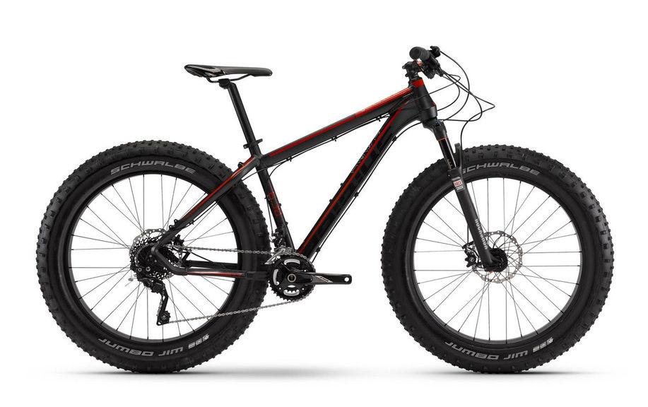 Велосипед Haibike Fatcurve 6.30 26