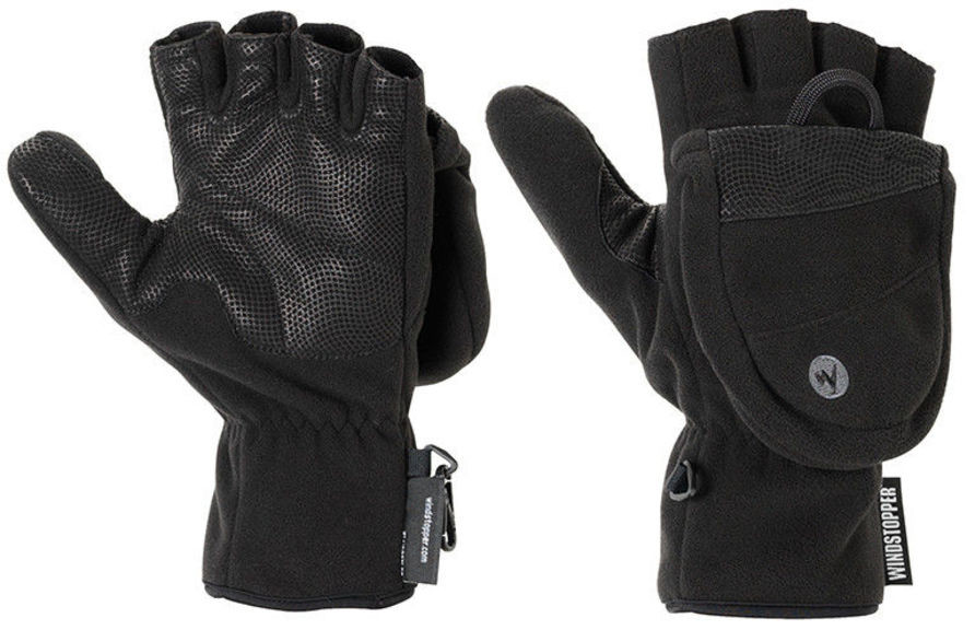 Перчатки Marmot Windstopper Convertible Glove