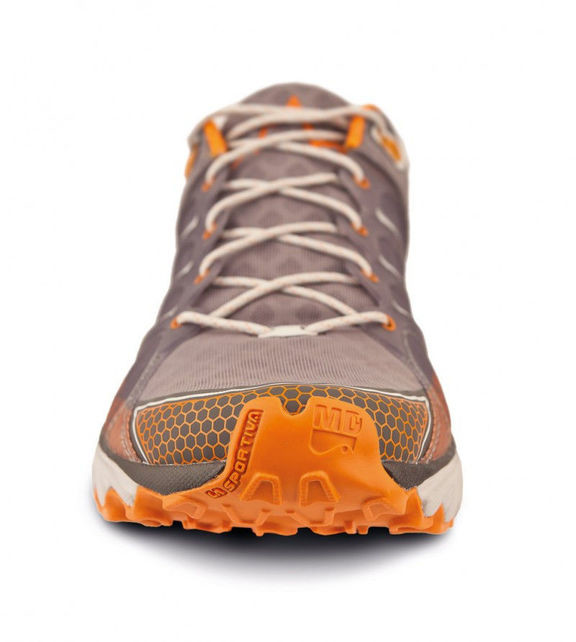 Кроссовки La Sportiva Helios grey-orange