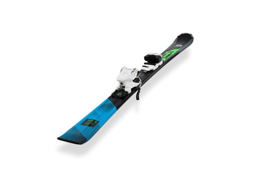Комплект: лыжи Volkl RTM Jr vMotion 17/18 + крепление 7.0 VMotion Jr