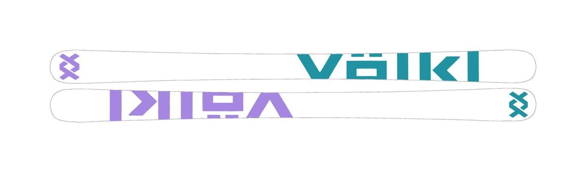 Лыжи Volkl Transfer 85 w 17/18
