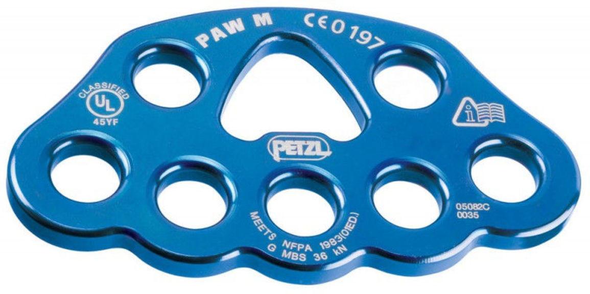 Такелажная пластина Petzl PAW M