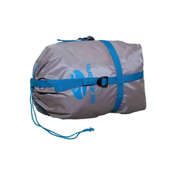 Спальный мешок Sir Joseph Paine 900/190/-12.4°C Brown/Turquoise