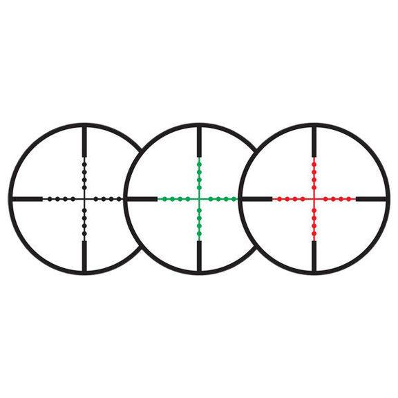 Прицел оптический Hakko Superb 3-12X50 AO (Mil Dot IR R/G)