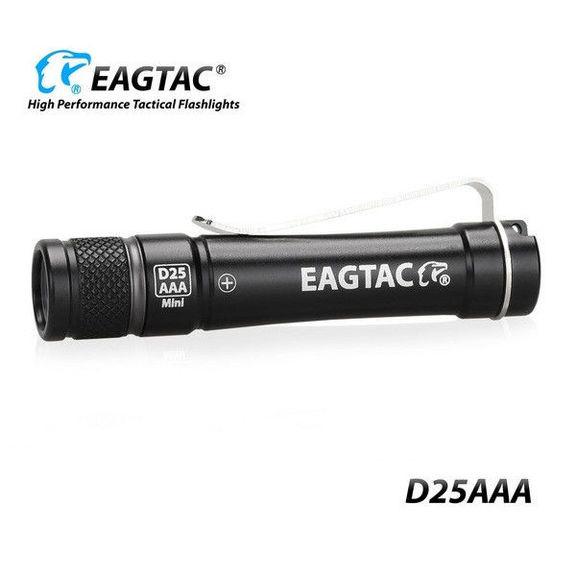 Фонарь Eagletac D25AAA XP-G2 S2 (450/145 Lm) Gray