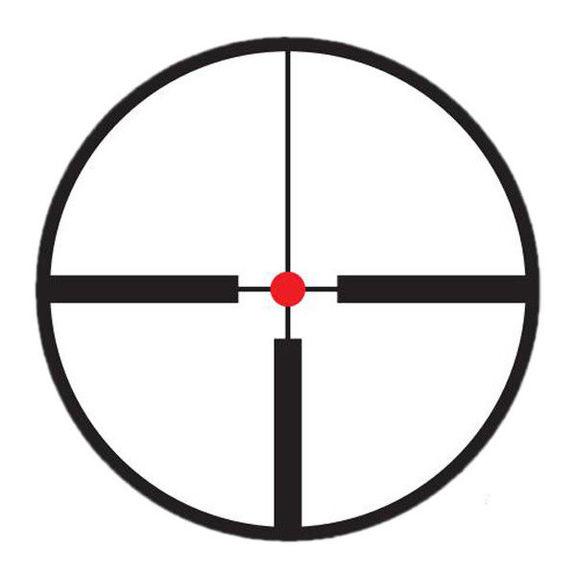 Прицел оптический Hakko Superb 1.5-6x32 (4A IR Dot Red)