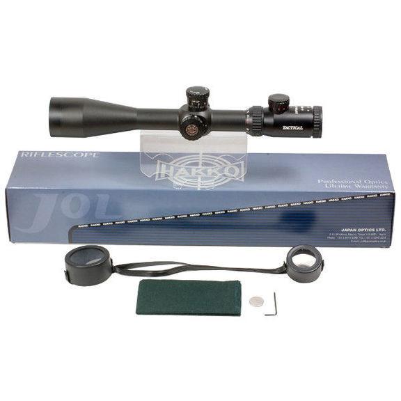 Прицел оптический Hakko Tactical 30 4-16x50 SF (Mil Dot IR R/G)