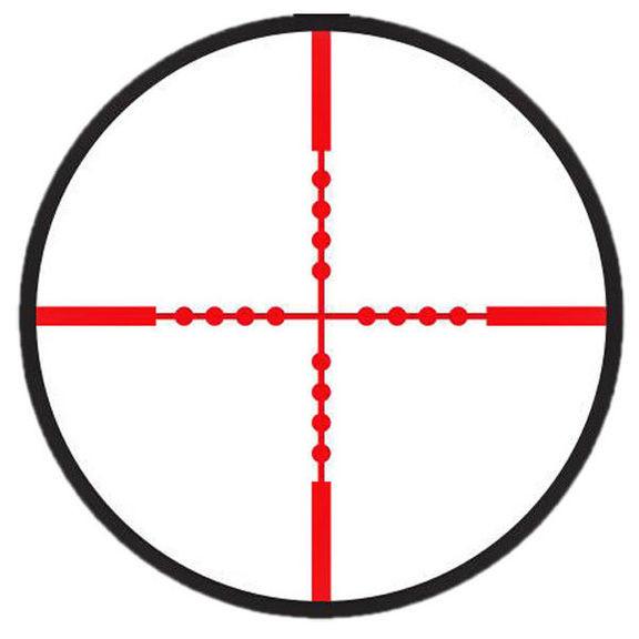 Прицел оптический Hakko Tactical 30 6x42 (Mil Dot IR Red)