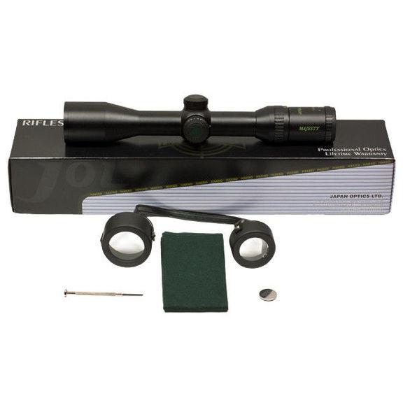 Прицел оптический Hakko Majesty 30 1.5-6x42 FFP (4A IR Cross R/G)