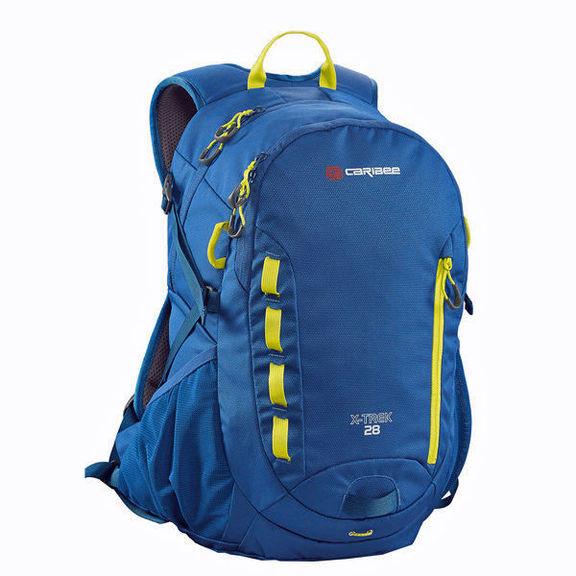 Рюкзак Caribee X-Trek 28 Sirius Blue/Hyper Yellow