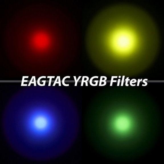 Фонарь Eagletac SX25L2 R33 XM-L2 U2 (1305 Lm) Kit