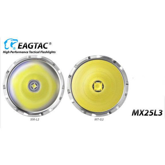 Фонарь Eagletac MX25L3 XM-L2 U2 (1505 Lm)