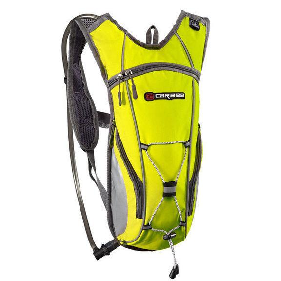 Рюкзак Caribee Hi Vis Flow 2L Yellow