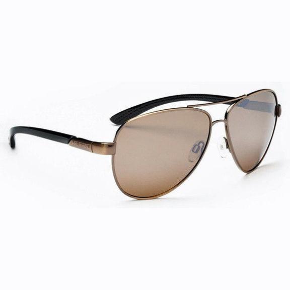 Очки солнцезащитные Optic Nerve Arsenal Dark Brown (Polarized Copper)