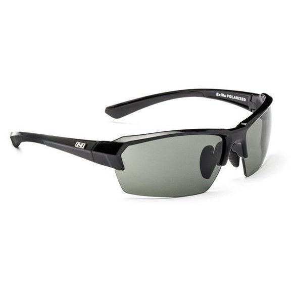 Очки солнцезащитные Optic Nerve Exilis Shiny Black (Polarized Smoke)