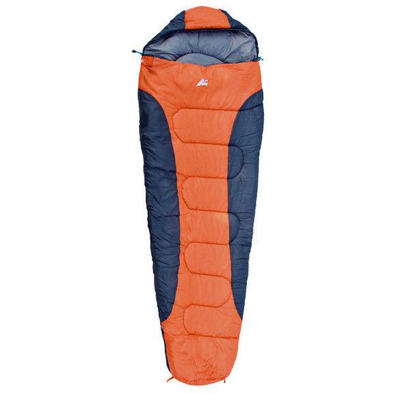 Спальный мешок Marsupio Giza Extreme / -5°C Grigio Arancione